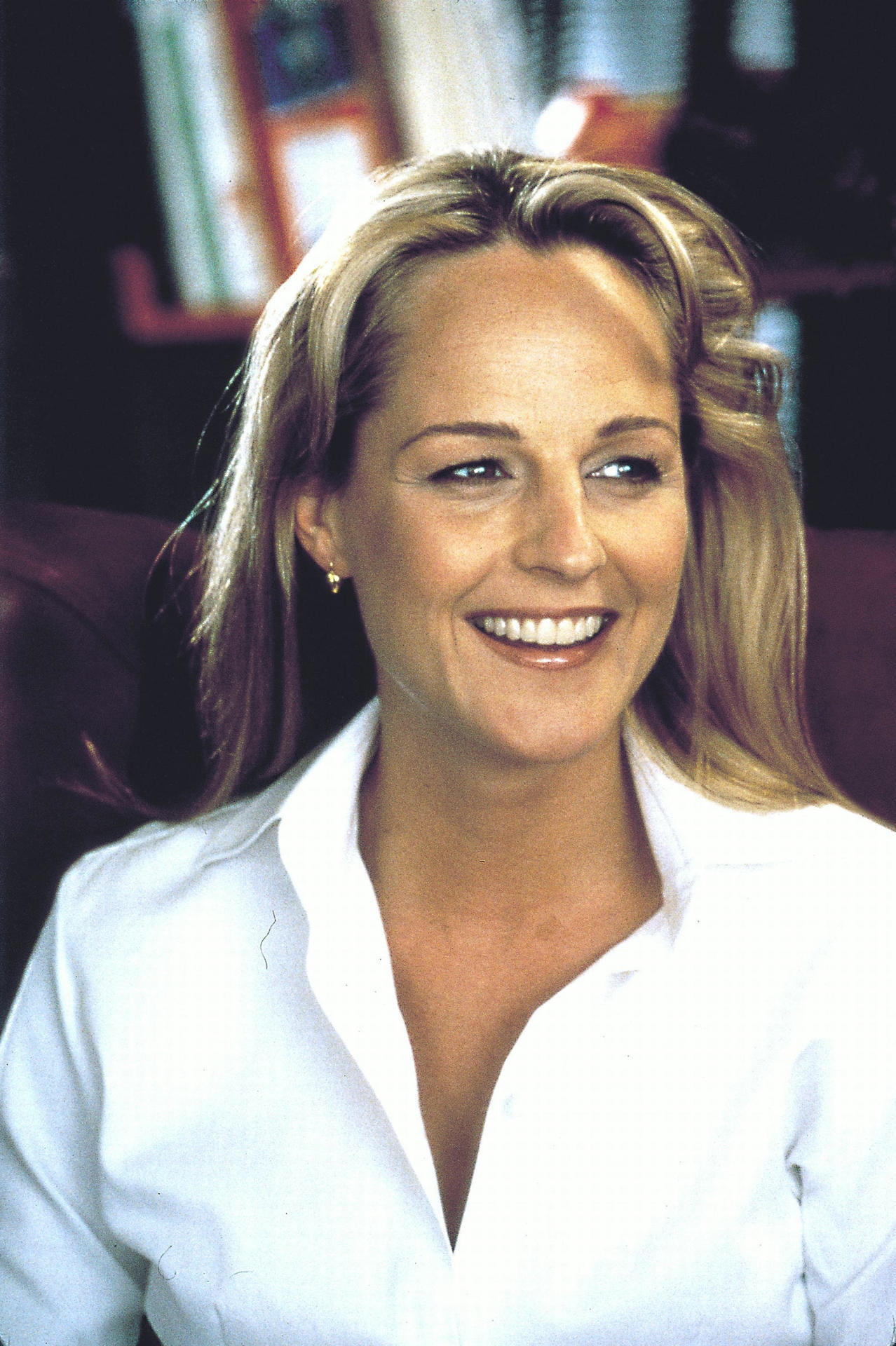 A publicity shot of Helen Hunt