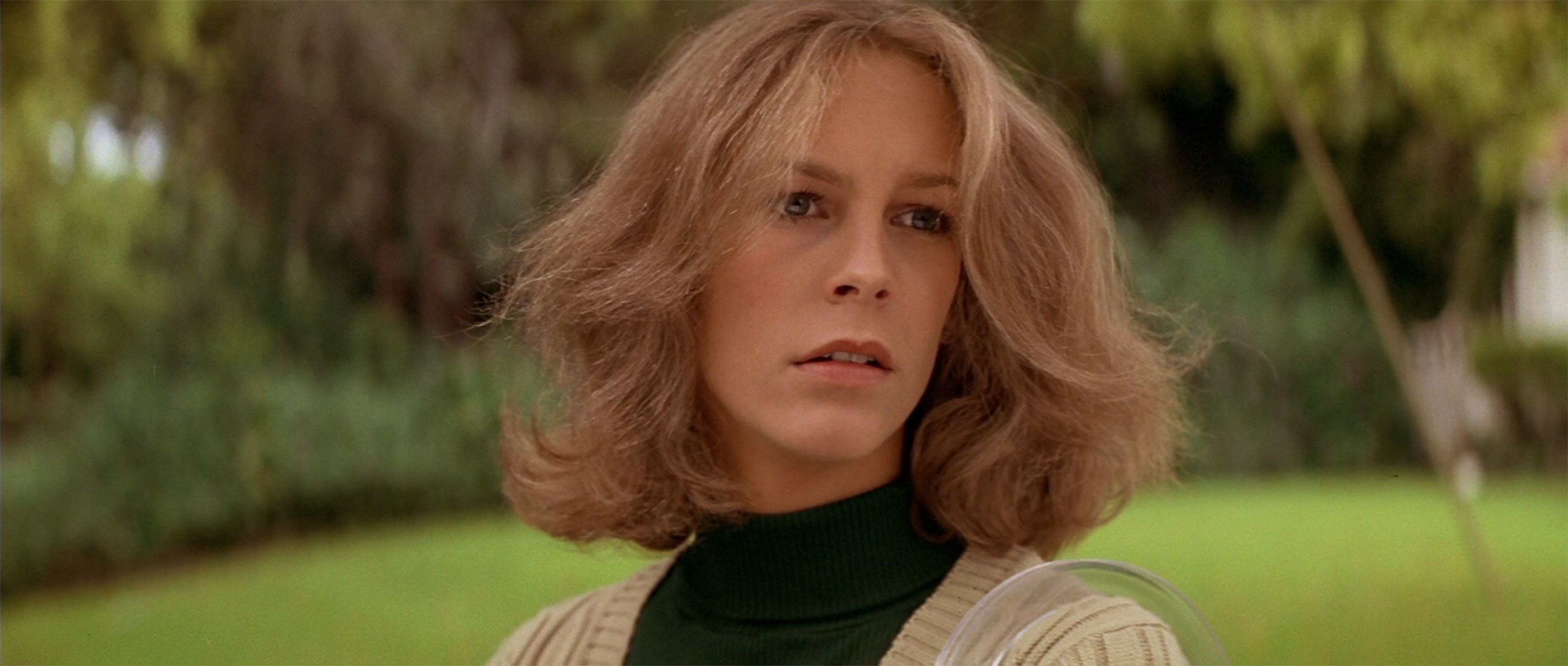 Image from Halloween showing Laurie