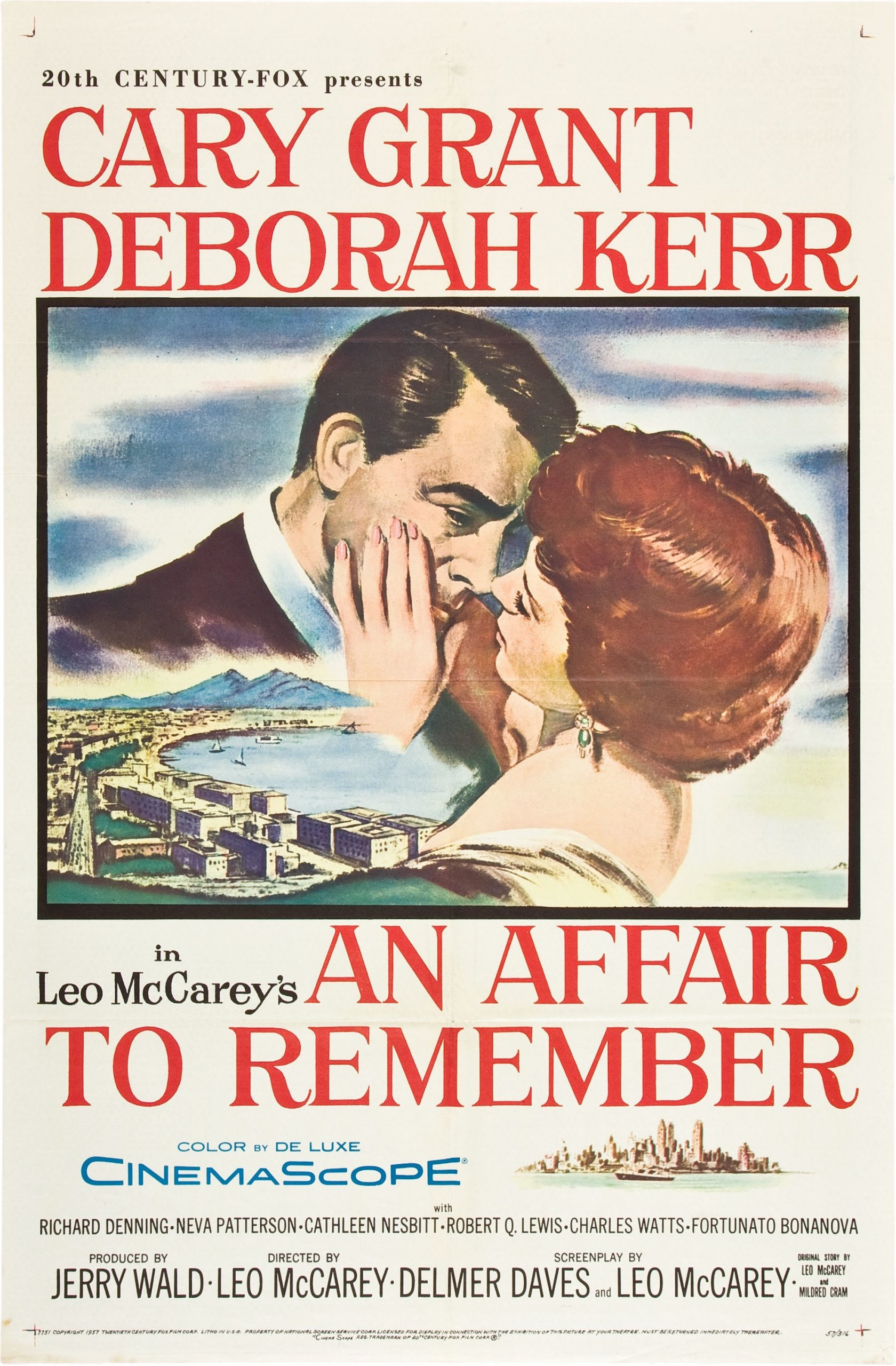 The poster for An Affair to Remember