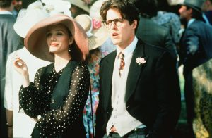 Image from Four weddings and a funeral of Fiona and Charles