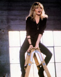 Michelle Pfeiffer in Grease 2